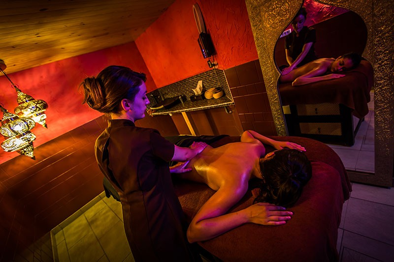 massage indien
